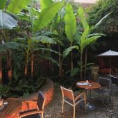 Hôtel Napoléon - Breakfast in the Garden 2
