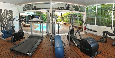 Hôtel Napoléon - Check out our fitness room