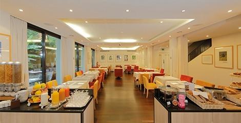 Hôtel Napoléon - Dégustez un petit-déjeuner parfait