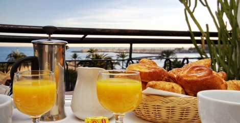 Hôtel Napoléon - Enjoy a perfect breakfast