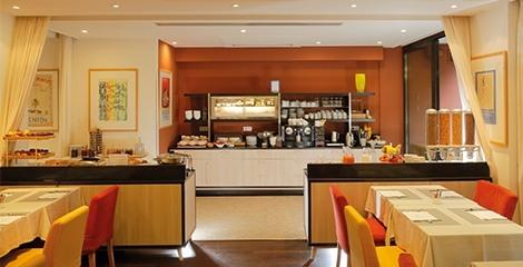Hôtel Napoléon - Enjoy a perfect breakfast