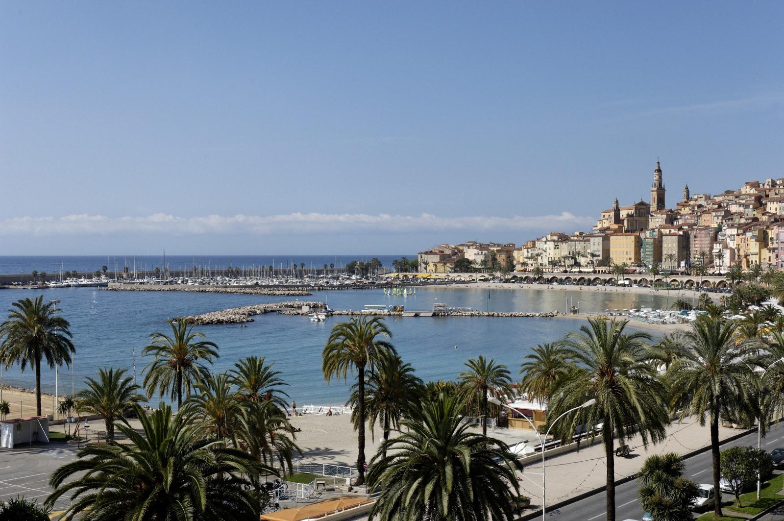 Menton France Lodging -