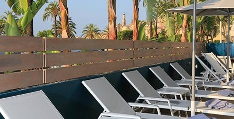Hôtel Napoléon - Profitez de notre piscine