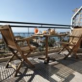 Hôtel Napoléon - Sea View Balcony