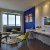 Hôtel Napoléon - Sea View - Living Room