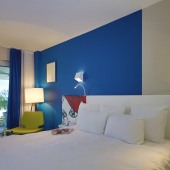 Hôtel Napoléon - Sea View Room - King Size Bed
