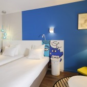 Hôtel Napoléon - Sea View Room - Twin Beds