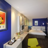 Hôtel Napoléon - Sutherland Suite - King Bed