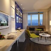 Hôtel Napoléon - Sutherland Suite - Living Room 3