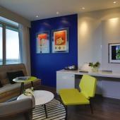 Hôtel Napoléon - Sutherland Suite - Living Room