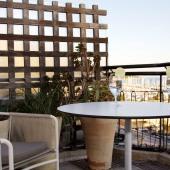 Hôtel Napoléon - Terrace of a Sea View Room